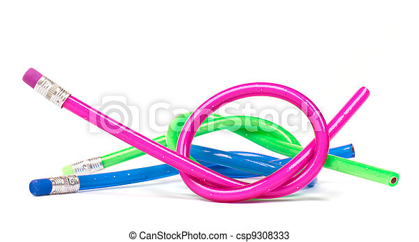 Flexible pencils - csp9308333
