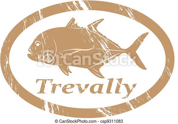 Trevally. - csp9311083