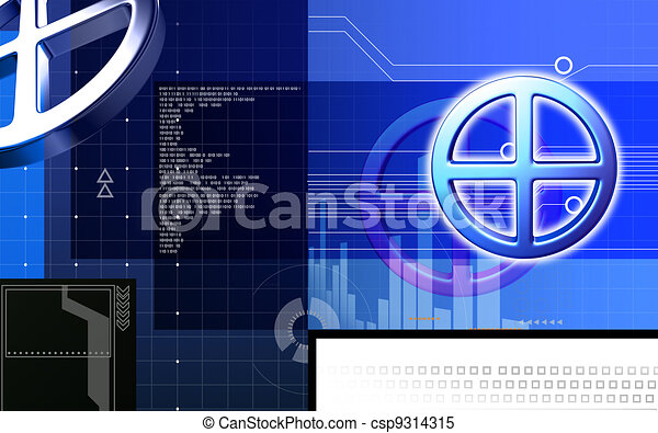 Clinical symbol - csp9314315