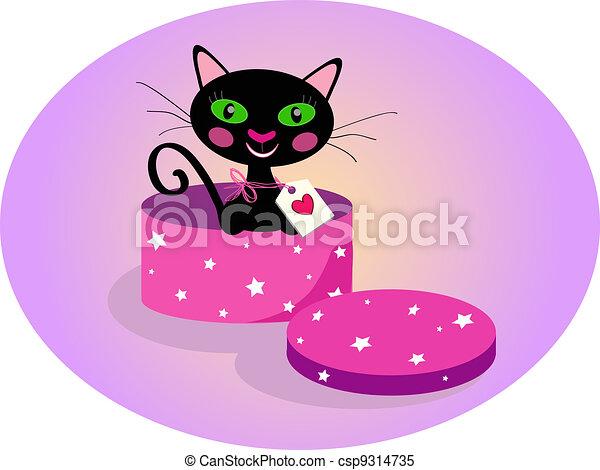 sweet little gift - csp9314735