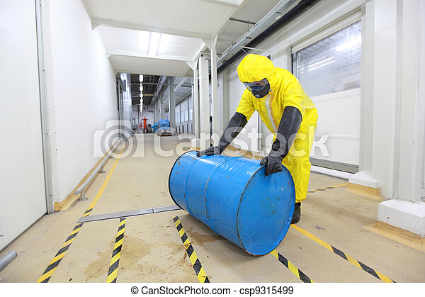 professional rolling the barrel  - csp9315499