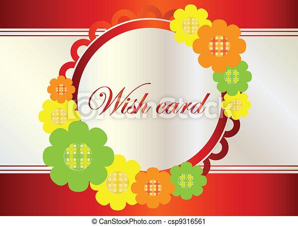 wish card - csp9316561
