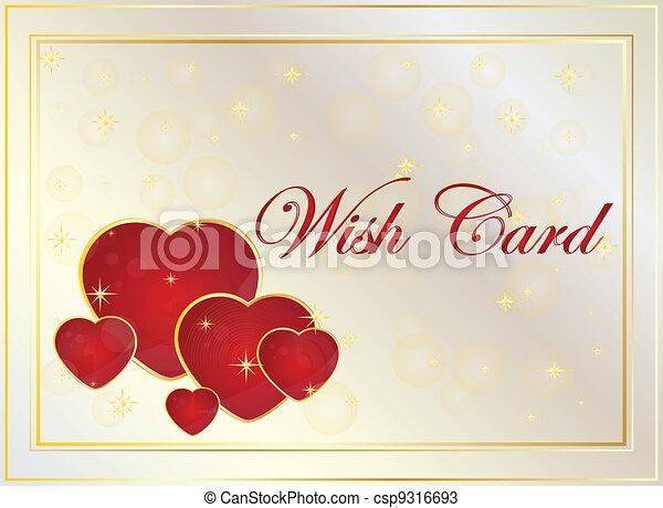 wish card - csp9316693
