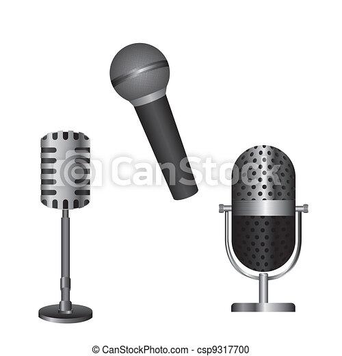 microphones - csp9317700
