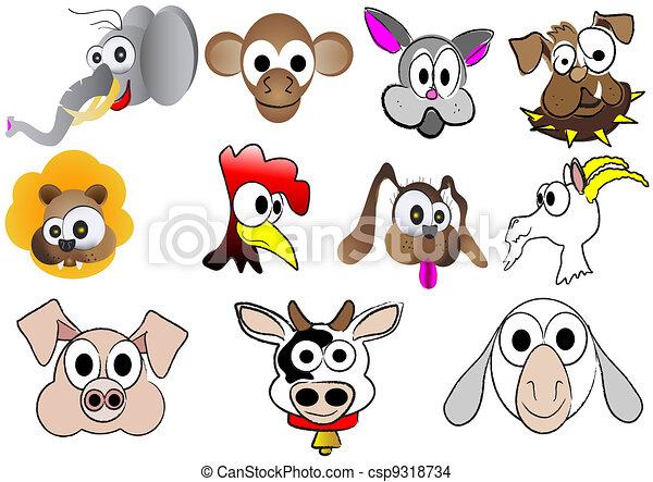 animals - csp9318734