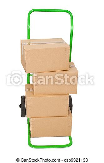 Shipment - csp9321133
