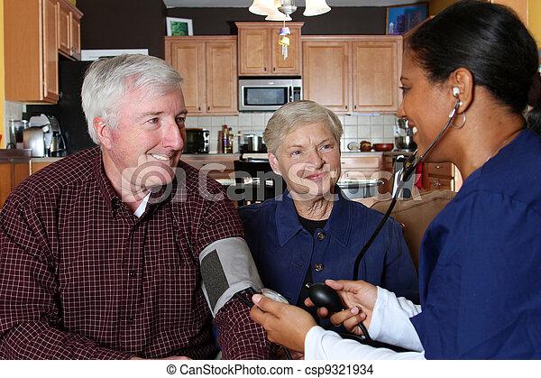 Home Health Care - csp9321934