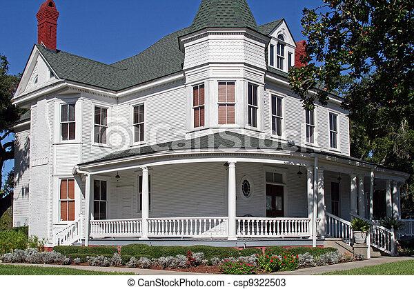 Historic home in Fernandina - csp9322503