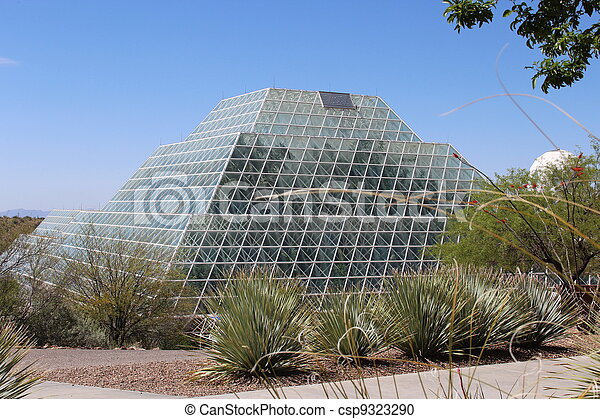 Biosphere 2 - csp9323290