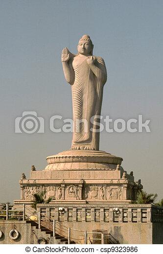 Preaching Buddha - csp9323986