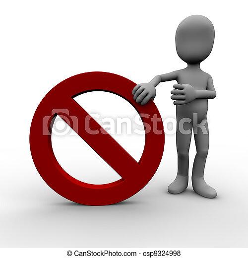 Forbidden Access - csp9324998