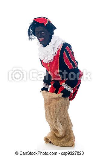 Zwarte Piet - csp9327820