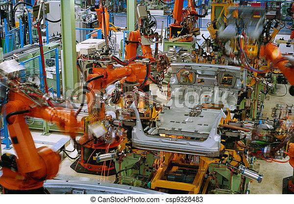 factory - csp9328483
