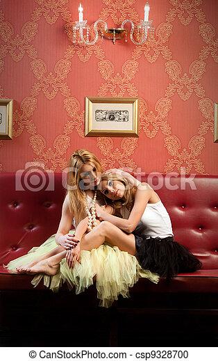 Tenderness Girls - csp9328700