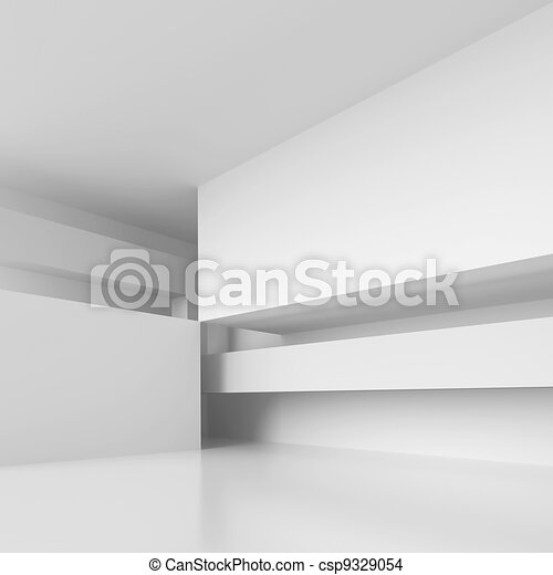Abstract Architecture Background - csp9329054