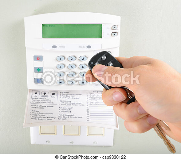 hosue alarm - csp9330122