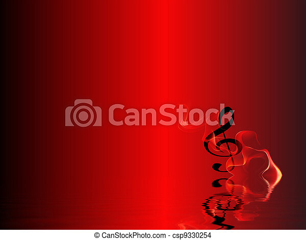 music - csp9330254