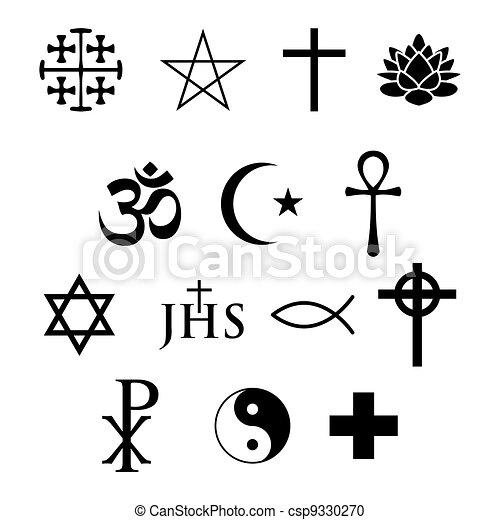 religious icons - csp9330270