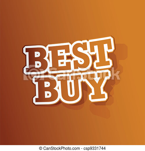 Best Buy Sticker - csp9331744
