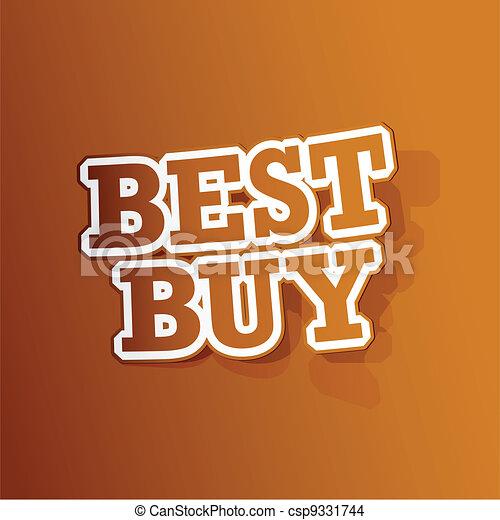 Best Buy Sticker - csp9331744
