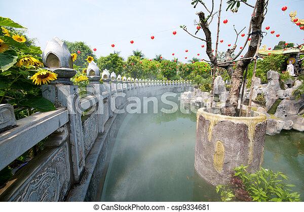 Vietnam Da Nam - csp9334681