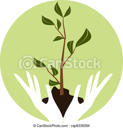 Arbor Day Icon - csp9335094