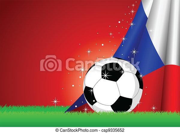 Soccer Theme - csp9335652