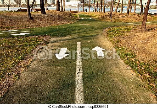 Crossroad - csp9335691