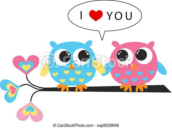I love you - csp9339649