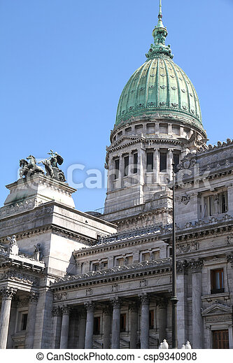 National Congress of Argentina - csp9340908