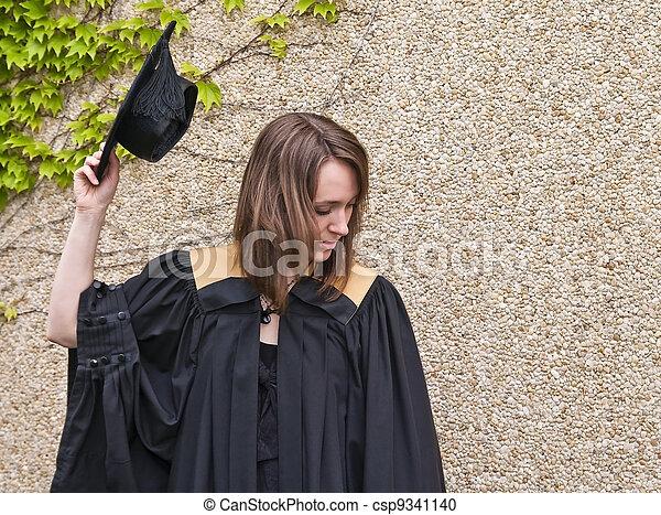 Graduation Reflection  - csp9341140