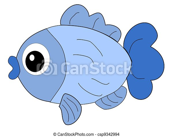 how to draw a fish with big lips