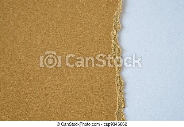 Torn Paper - csp9346662