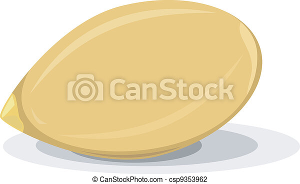 Grain cereal. vector - csp9353962