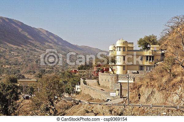 Kumbhalghar Terrain - csp9369154