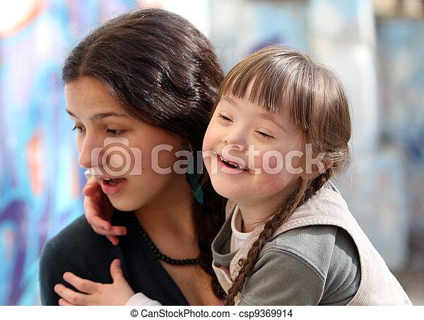 Happy family moments  - csp9369914