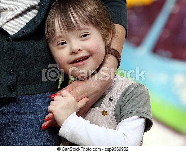Happy family moments  - csp9369952
