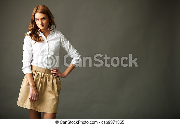 moda,  casual - csp9371365