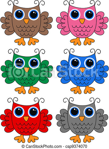 owls - csp9374070