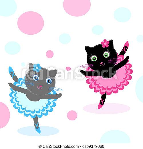 sweet little dancer - csp9379060