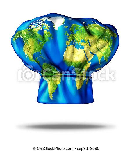 World Cuisine - csp9379690