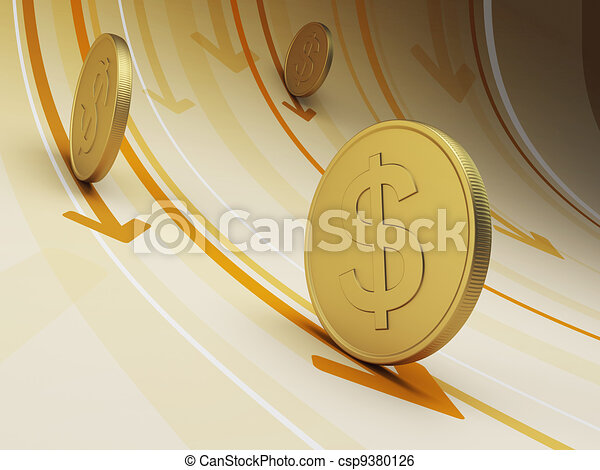 cash flow - csp9380126