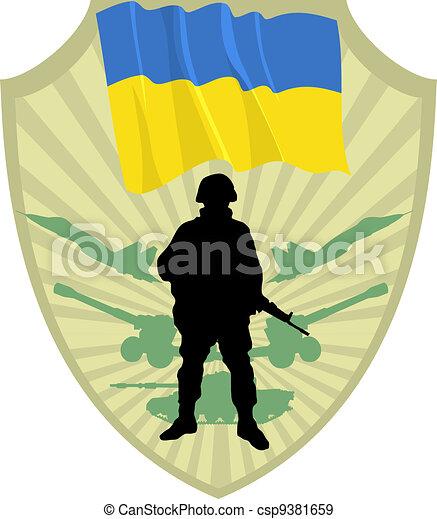 Army of Ukraine - csp9381659