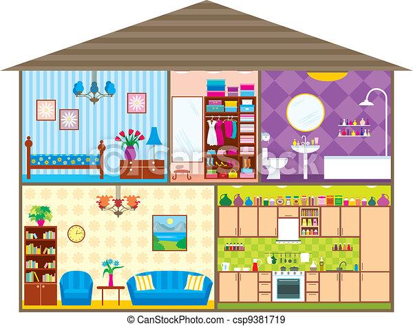 House - csp9381719