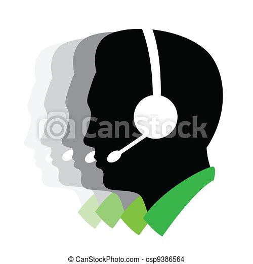 Call Center Executive - csp9386564