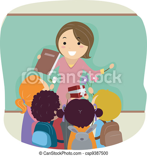 Teachers' Day - csp9387500