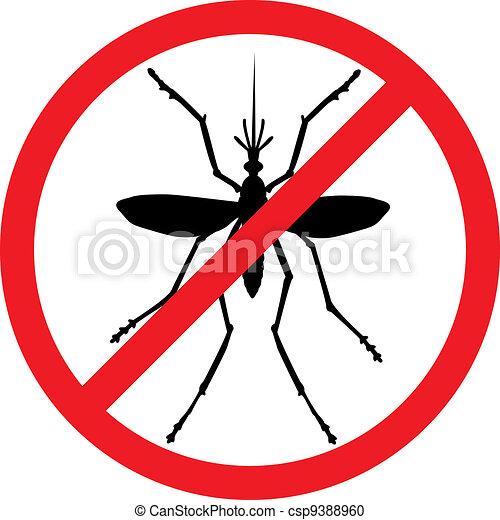 Stop mosquito - csp9388960