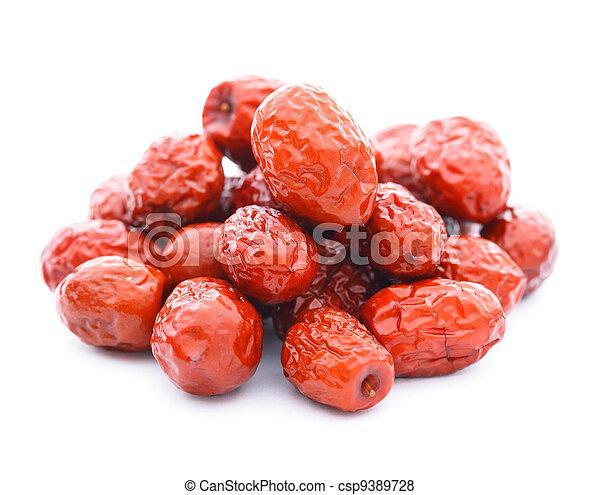 dried jujube fruits - csp9389728