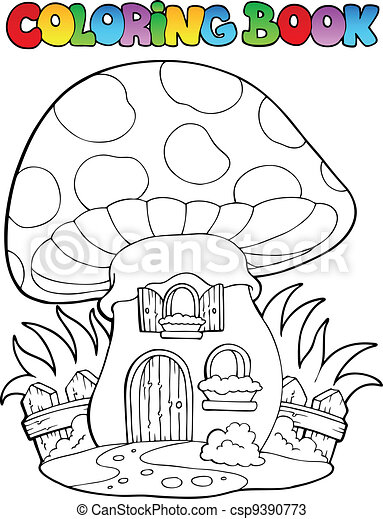 Fairy Magic  Whimsical Fantasy Coloring Book Fantasy