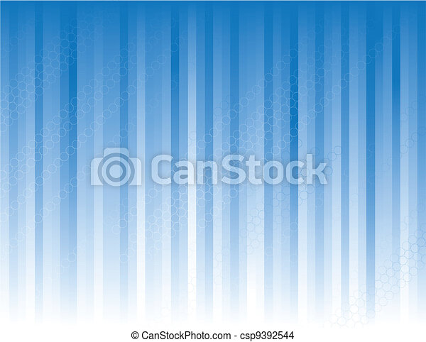 Blue gradient background - csp9392544